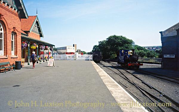 Isle of Man Railway - August 03, 1995