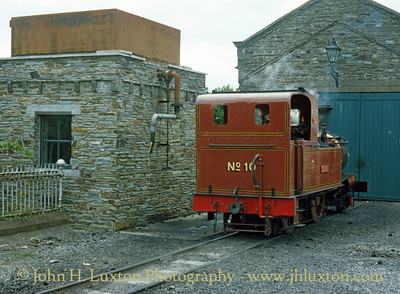 Isle of Man Railway - June 2001