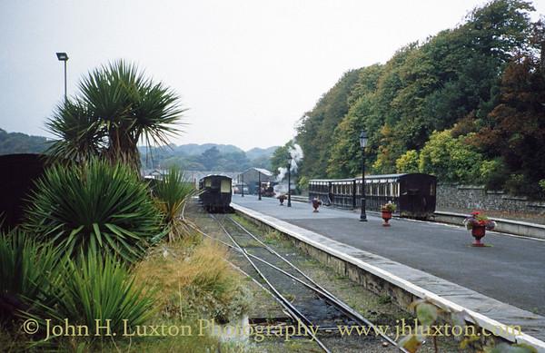 Isle of Man Railway - September, 1994