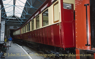 Isle of Man Railway - August 12, 1995