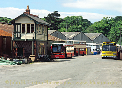Isle of Man Railway - June, 1995
