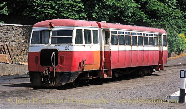 Isle of Man Railway - June, 1995