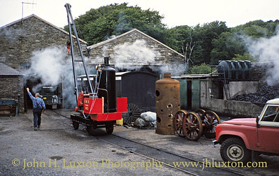 Isle of Man Railway - July 25, 1994