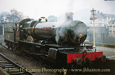 Llangollen Railway - December 26, 1992
