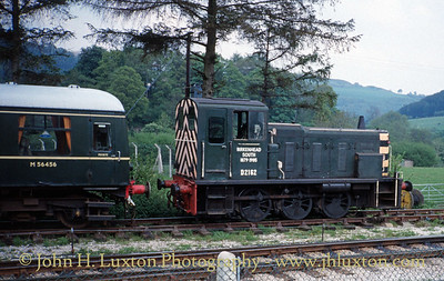 Llangollen Railway - April 1994