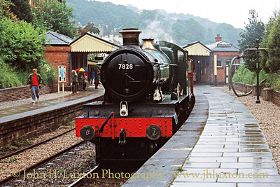 Llangollen Railway - June 16 1990