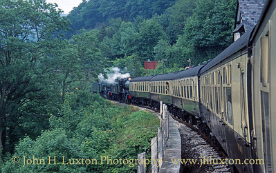 Llangollen Railway - June 16, 1990