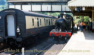 Llangollen Railway - May 1992