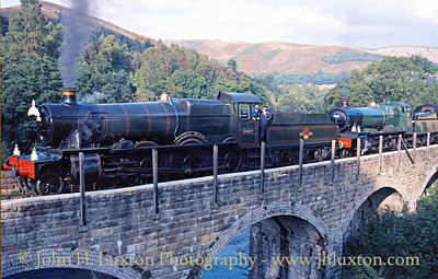 Llangollen Railway - September 17, 1989