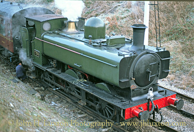 Llangollen Railway - December 26, 1993