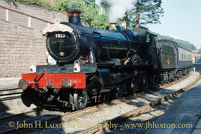 Llangollen Railway - August 28, 1991