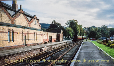 Lakeside Station, Cumbria - October 1994