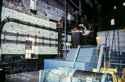 Mersey Ralway Woodside Pumping Station, Birkenhead - April 01, 1986