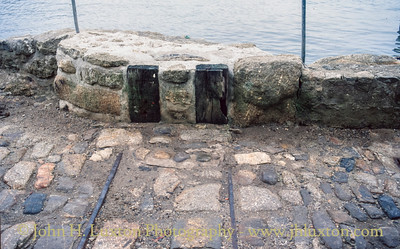 St Michael's Mount Tramway, Marazion, Cornwall - October 27, 1988