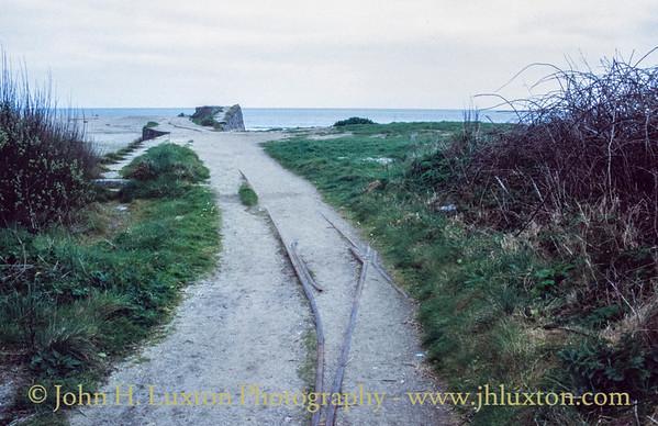 The Pentewan Railway, Pentewan, Cornwall - March 30, 1989