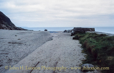 The Pentewan Railway, Pentewan, Cornwall - March 30, 1989