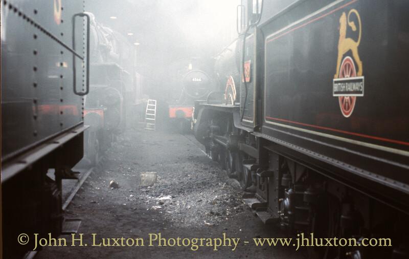 Severn Valley Railway - September 17, 1988