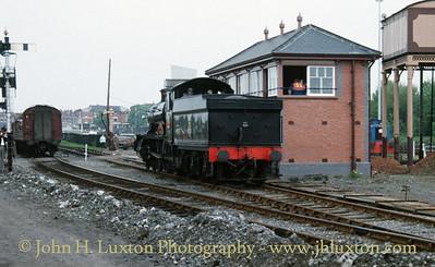 Severn Valley Railway - May 15, 1988
