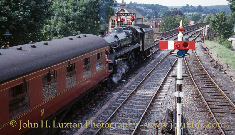 Severn Valley Railway - August 31, 1987