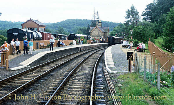 Severn Valley Railway - June 28, 1987