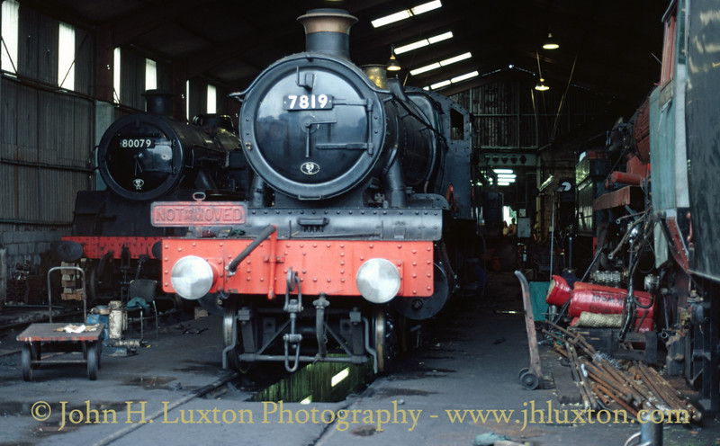 Severn Valley Railway - June 28, 1987