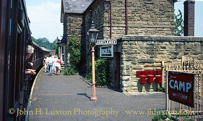 Severn Valley Railway - July 04, 1987