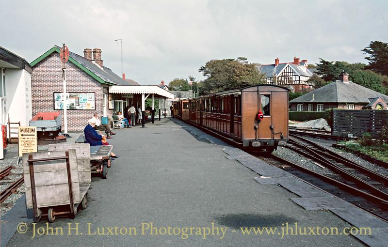 Talyllyn Railway - September 13, 1982
