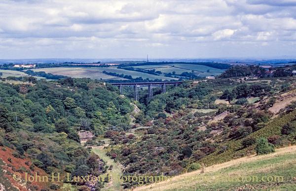 Meldon Viaduct, Meldon, Devon - September 03, 1989