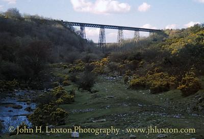 Meldon Viaduct, Meldon, Devon - April 02, 1989