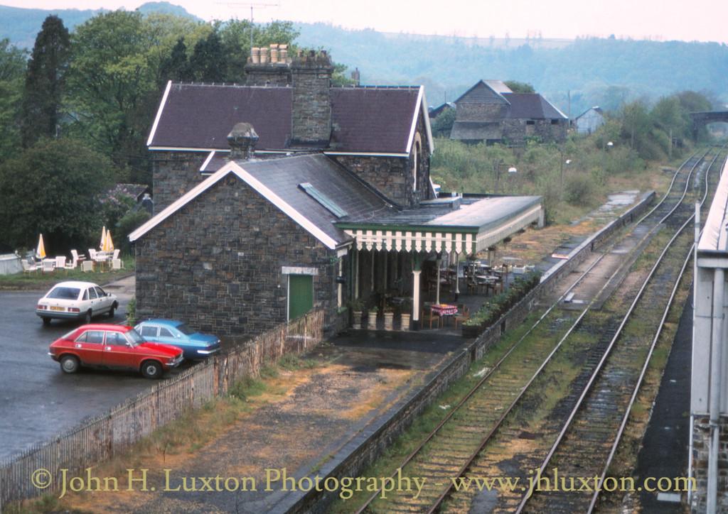Torrington Station - May 16, 1985.