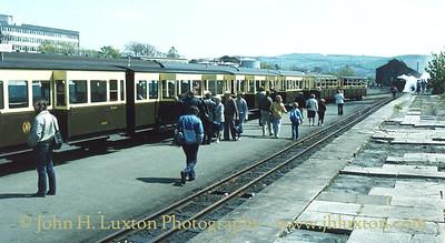 The Vale of Rheidol Railway - May 06, 1984