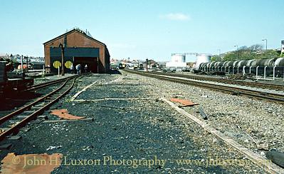 The Vale of Rheidol Railway - May 05, 1984