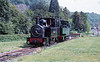 The Welshpool and Llanfair Light Railway - May 25, 1987