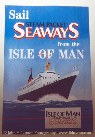 The Isle of Man Steam Packet Company - 1996