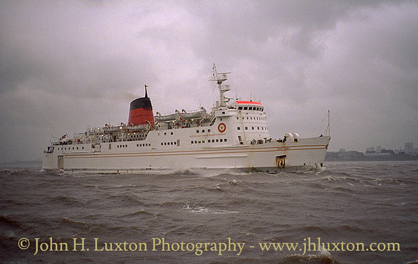 The Isle of Man Steam Packet Company 1995