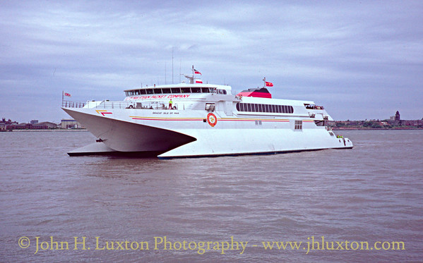 The Isle of Man Steam Packet Company 1994