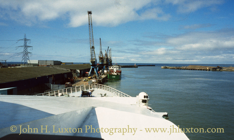 The Isle of Man Steam Packet Company - Sea Containers Ltd 2000