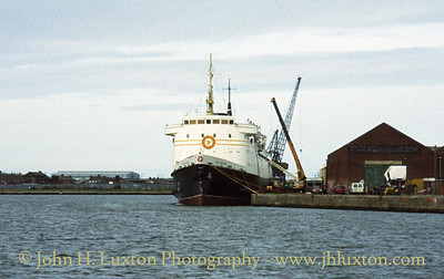 The Isle of Man Steam Packet Company - Sea Containers Ltd 1996