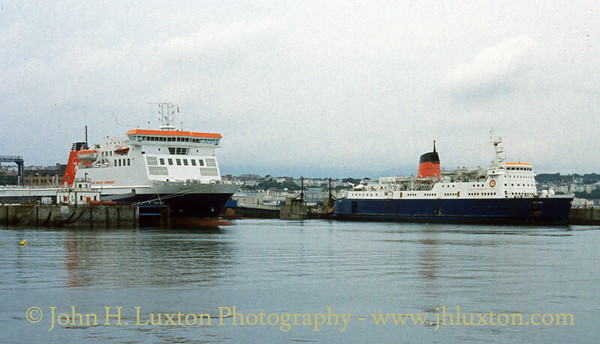 The Isle of Man Steam Packet Company - Sea Containers Ltd 1998