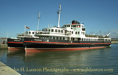 1997: OVERCHURCH (now ROYAL The Mersey Ferries in the 1990s