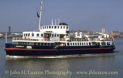 Mersey Ferries in the 1990s