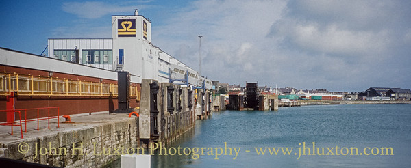Holyhead Harbour - August 1994