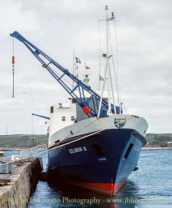 RMV SCILLONIAN - Hugh Town - St Mary's - Isles of Scilly - April 13, 1992