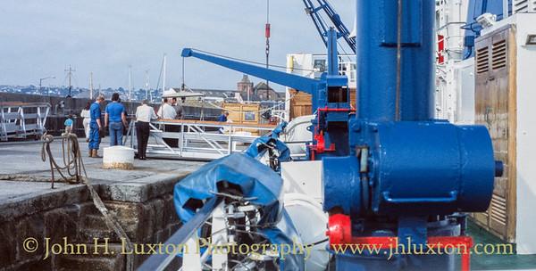 RMV SCILLONIAN - on board - May 29, 1992