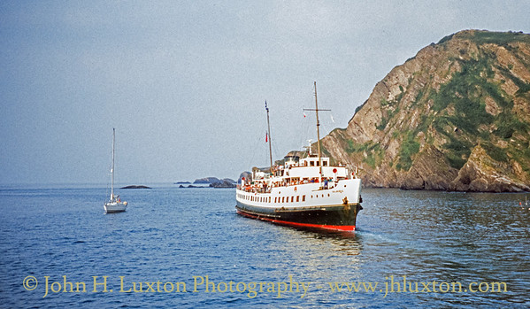 MV BALMORAL - Ifracombe - Devon - August 1994