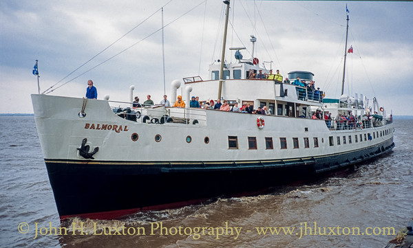MV BALMORAL - Kingston upon Hull - May 1994