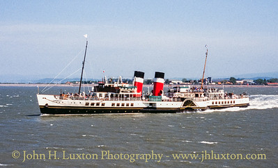 PS WAVERLEY - Minehead - Somerset - May 30, 1995