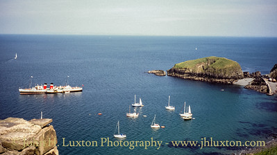 PS WAVERLEY - Lundy Island - May 29, 1994