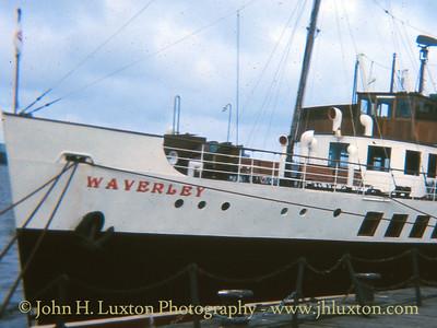 PS Waverley - May 08, 1977