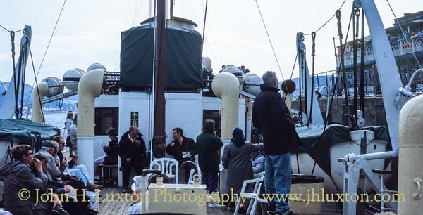 MV BALMORAL - Llandudno Pier - September 17, 1991
